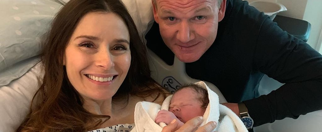 What Is Gordon Ramsay's Fifth Child's Name?