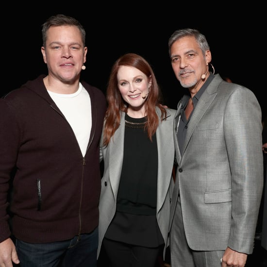 George Clooney at CinemaCon in Las Vegas March 2017