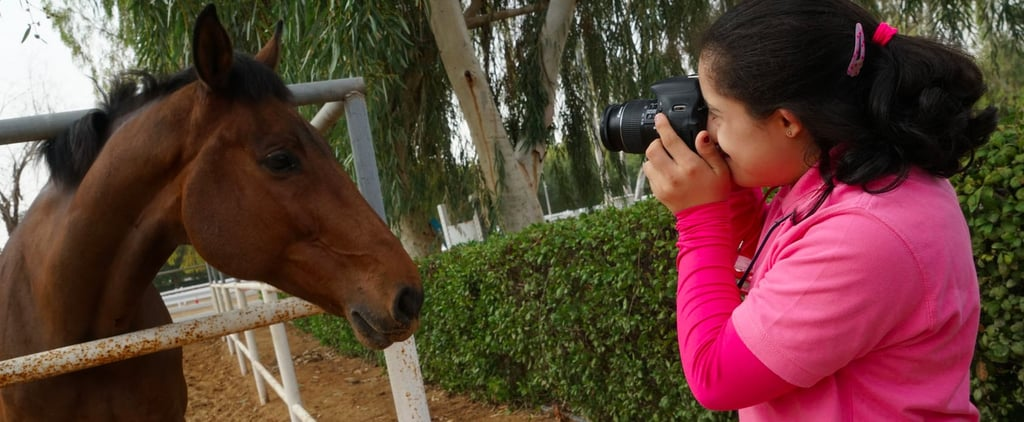 How 1 UAE Charity is Using Horses To Help Kids With Special Needs