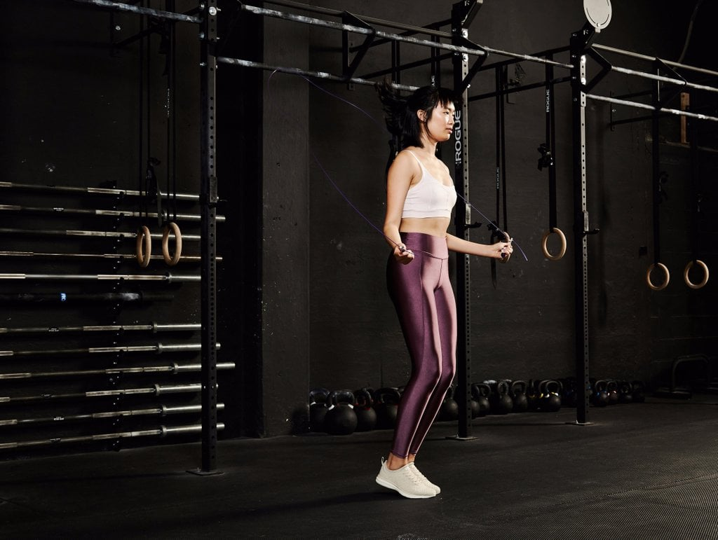 A Fat-Burning Jump Rope and Booty Workout That Only Takes 20 Minutes