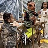 Kim Kardashian's 4th Birthday Party For Saint West | Photos