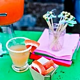 A cousin of the ever-popular margarita, a paloma is also a tequila-based cocktail mixed with a grapefruit or citrus-flavored soda such as Fresca, served on the rocks with lime. So refreshing!