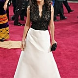 Salma Hayek at the 2003 Oscars