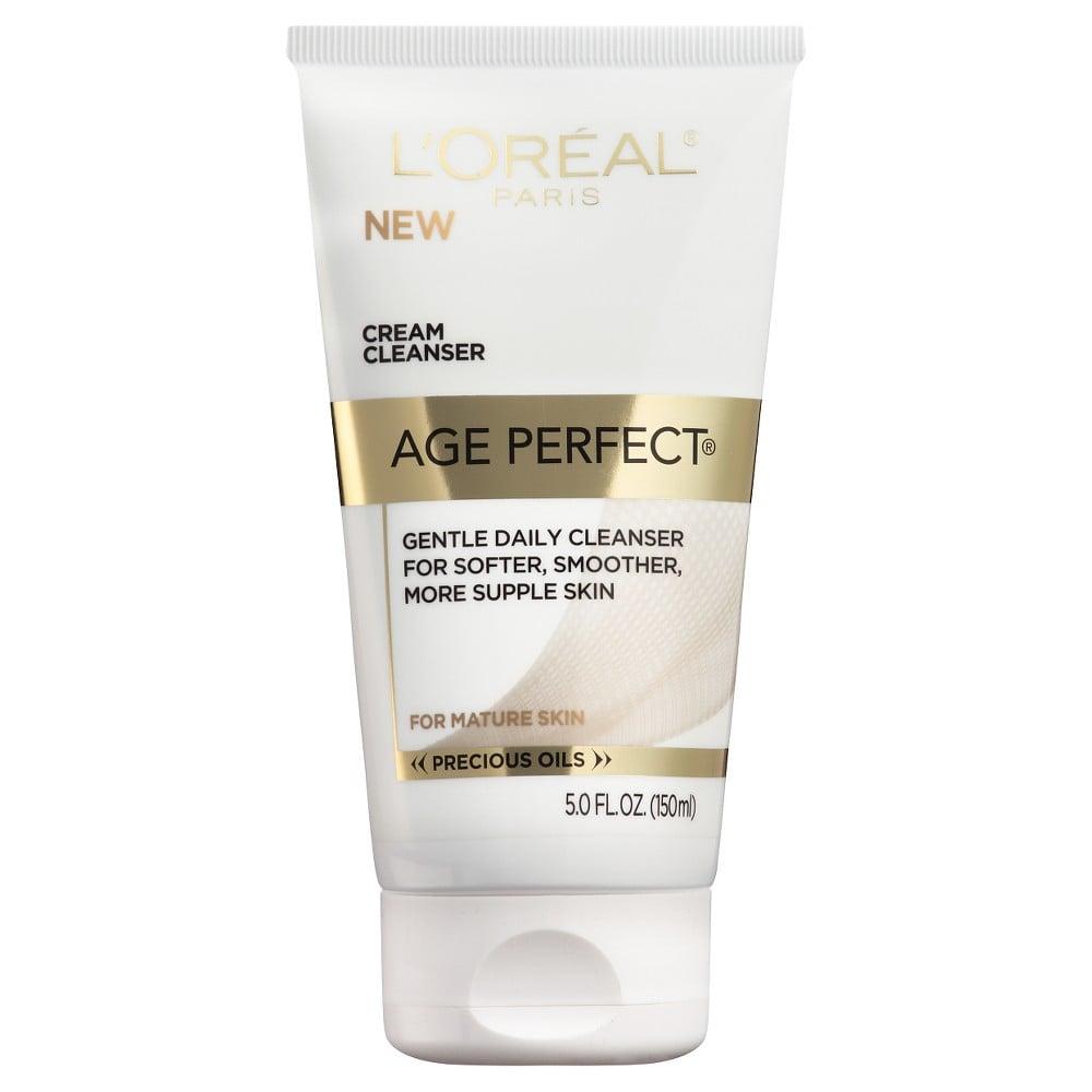 L'Oreal Age Perfect Cream Cleanser