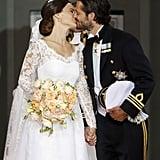 PDA at Swedish Royal Wedding 2015   Pictures