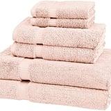 Pinzon Organic Cotton Bathroom Towels