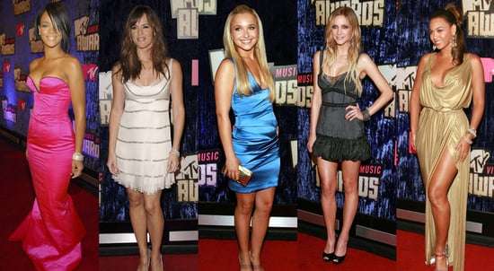 Girls Get Leggy At The VMAs