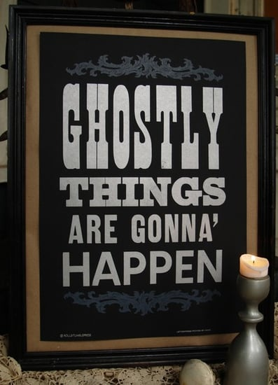 Etsy Finds: Your Haunted Home