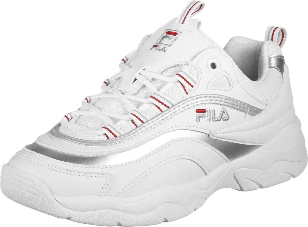 Fila Ray Low Women Shoes Women White ( 169.78)  283f560a2