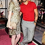 Karen Elson and Lorenzo Martone feted Natalie Joos and Tales of Endearment with Diane von Furstenberg.