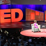 Serena Williams at Ted Talks Conference 2017 April
