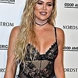 Khloe Kardashian at Good American Launch Event in LA 2016