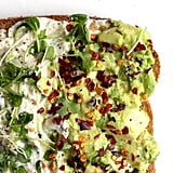 2-Minute Lima Bean Avocado Toast