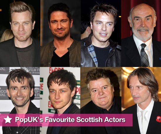 PopSugarUK's Pick of Scottish Actors to Celebrate St Andrew's Day 2009 Scotland's Patron Saint's Day