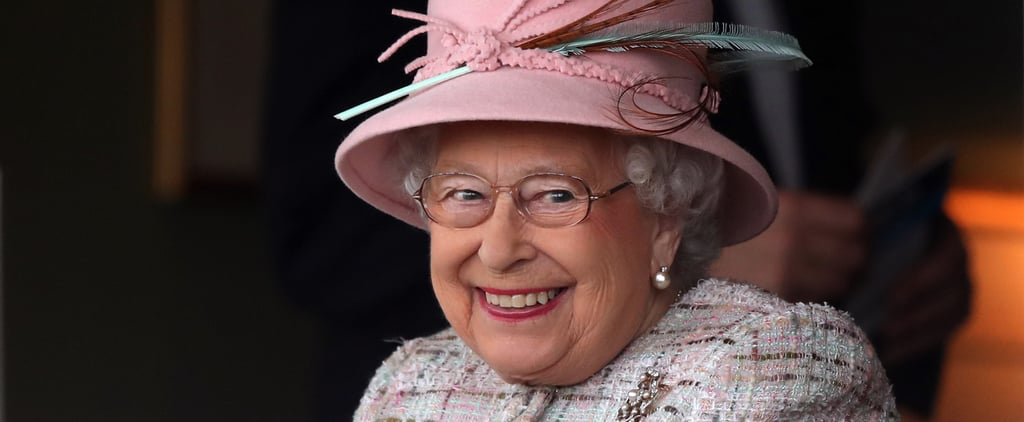 The Queen Celebrated Her Birthday at the Race Track, Kind of Like Your Grandpa