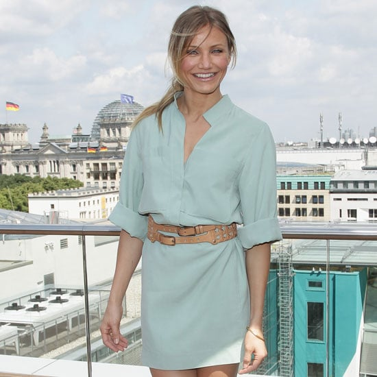 Cameron Diaz Pictures at a Bad Teacher Photo Call in Berlin