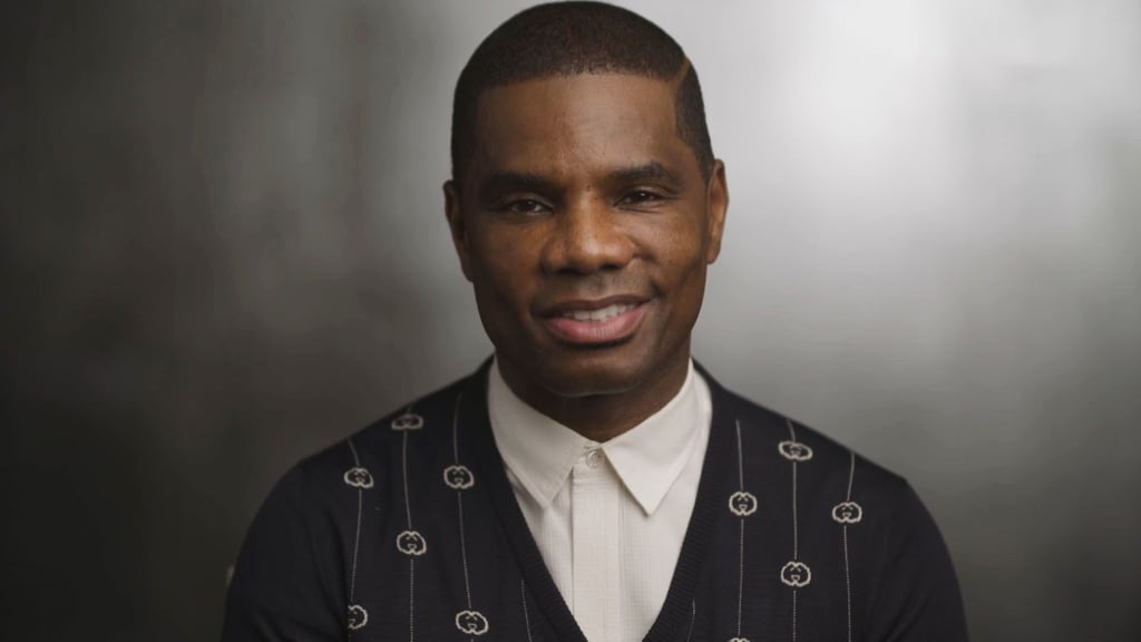Kirk Franklin at the 2020 BET Awards
