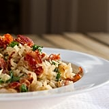 Grain-free Bacon and Shrimp Risotto