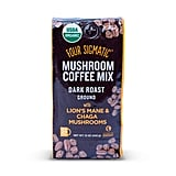 Four Sigmatic Mushroom Ground Coffee With Chaga and Lion's Mane