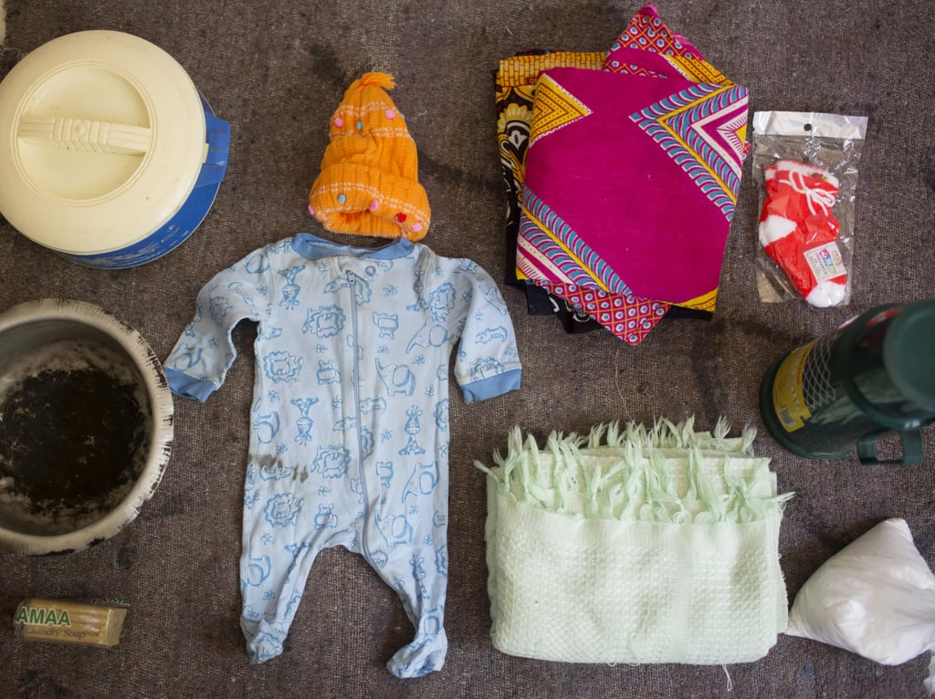 A Look Inside the Hospital Bags of Women Giving Birth Around the Globe