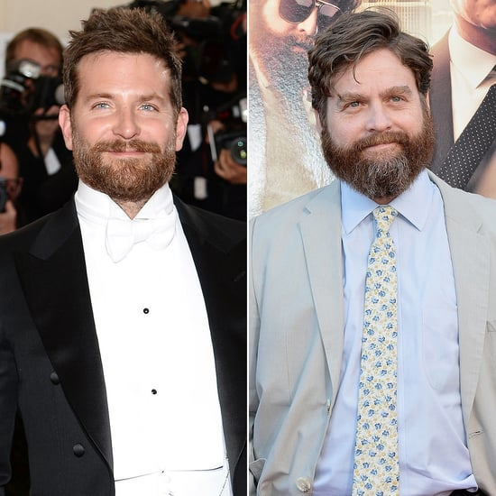 Bradley Cooper Looks Like Zach Galifianakis at the Met Gala