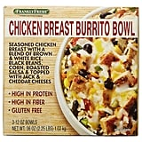 Frankly Fresh Chicken Burrito Bowl ($13)