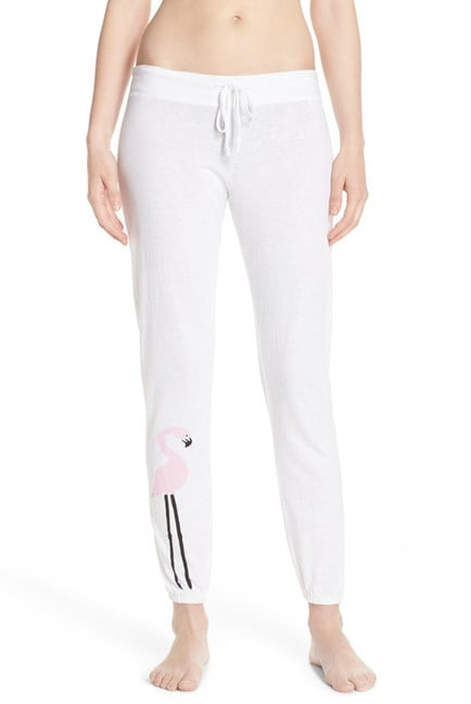 Junk Food Clothing Flamingo Graphic Jogger Sweatpant