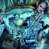 Emilio Pucci Fall 2012 Ad Campaign
