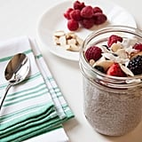 Coconut Chia Pudding With Berries