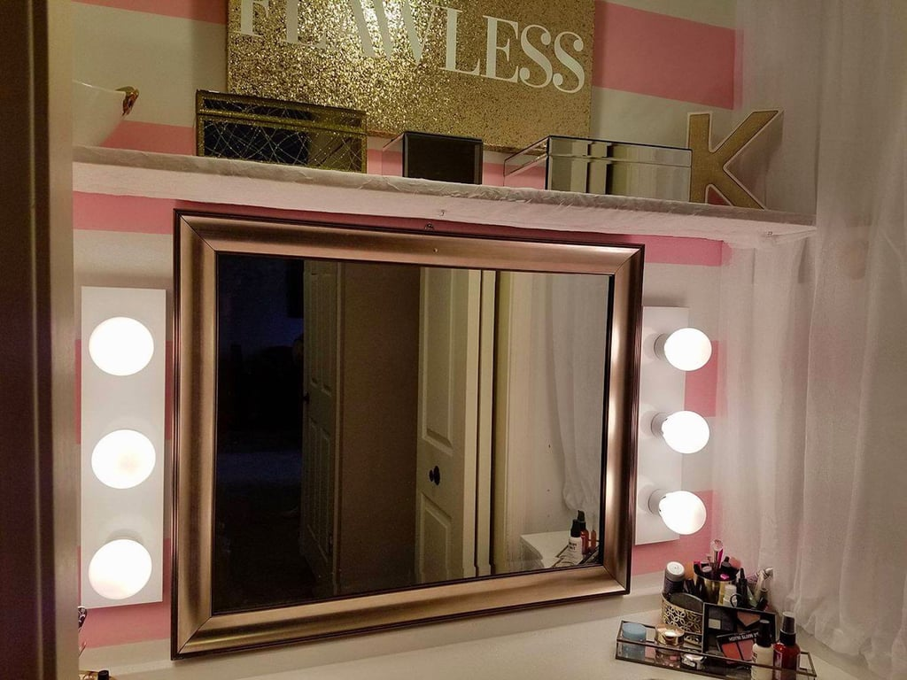 Prepare To Swoon This Man Built His Beauty Junkie Wife Her Dream Vanity
