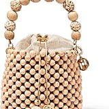 Rosantica Fenice Beaded Bucket Bag