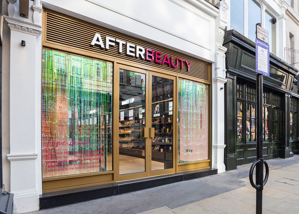 After Beauty London Store Review and Photos