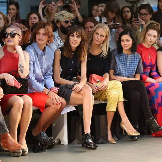 House of Holland Spring 2013 Front Row London Fashion Week