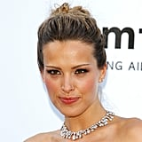 Petra Nemcova at the amfAR Gala