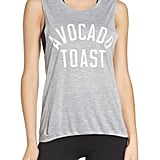 Women's Private Party Avocado Toast Tank ($52)