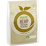 Woolworths Macro Hemp Seed Protein Powder ($8)