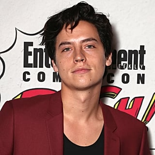 "<A href=""https://www.popsugar.com/Cole-Sprouse"">Cole Sprouse</a>, Riverdale"