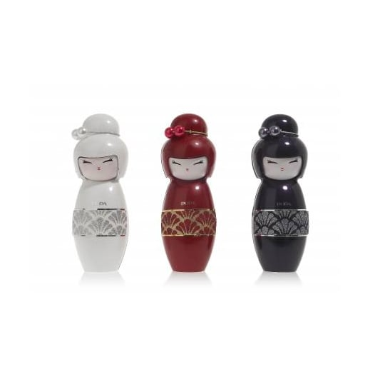 Pupa Kokeshi Doll (Outside View)