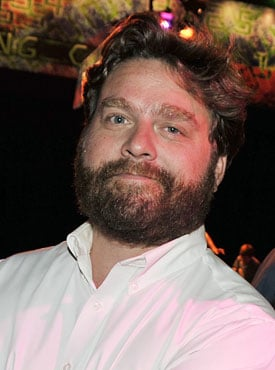 Zach Galifianakis In Talks for Kind of a Funny Story
