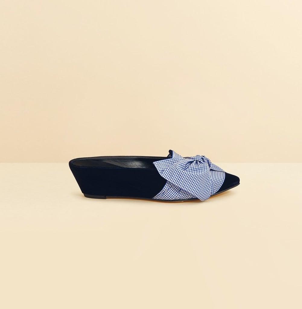 Trademark Velvet Adrien Tie Slide
