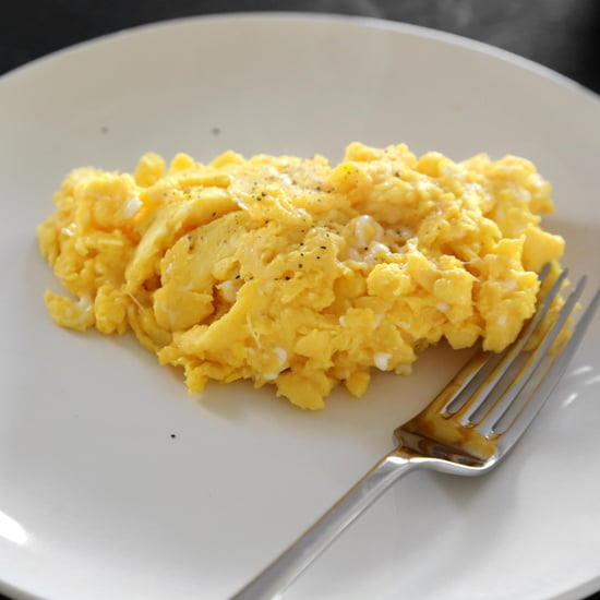 Anthony Bourdain's Scrambled Eggs