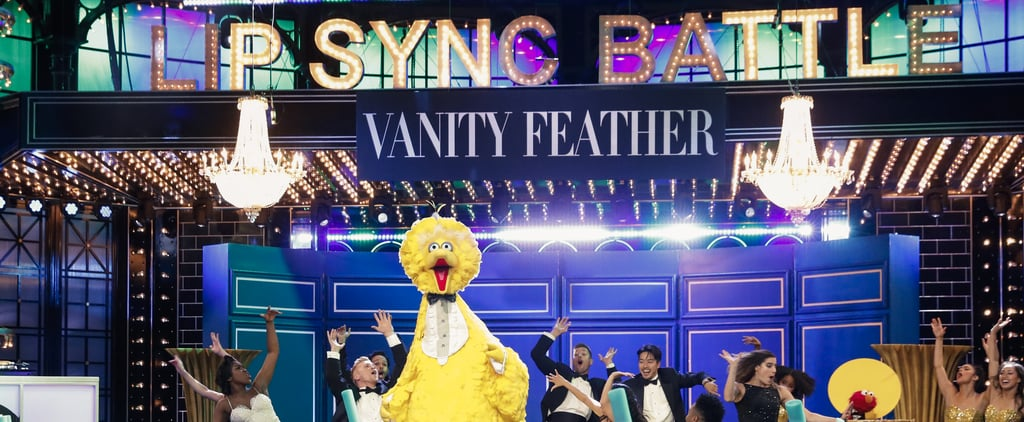 Big Bird and Jason Schwartzman Lip Sync Battle Preview Video