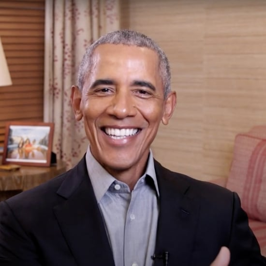 Watch Barack Obama Talk Family and His Memoir on Kimmel