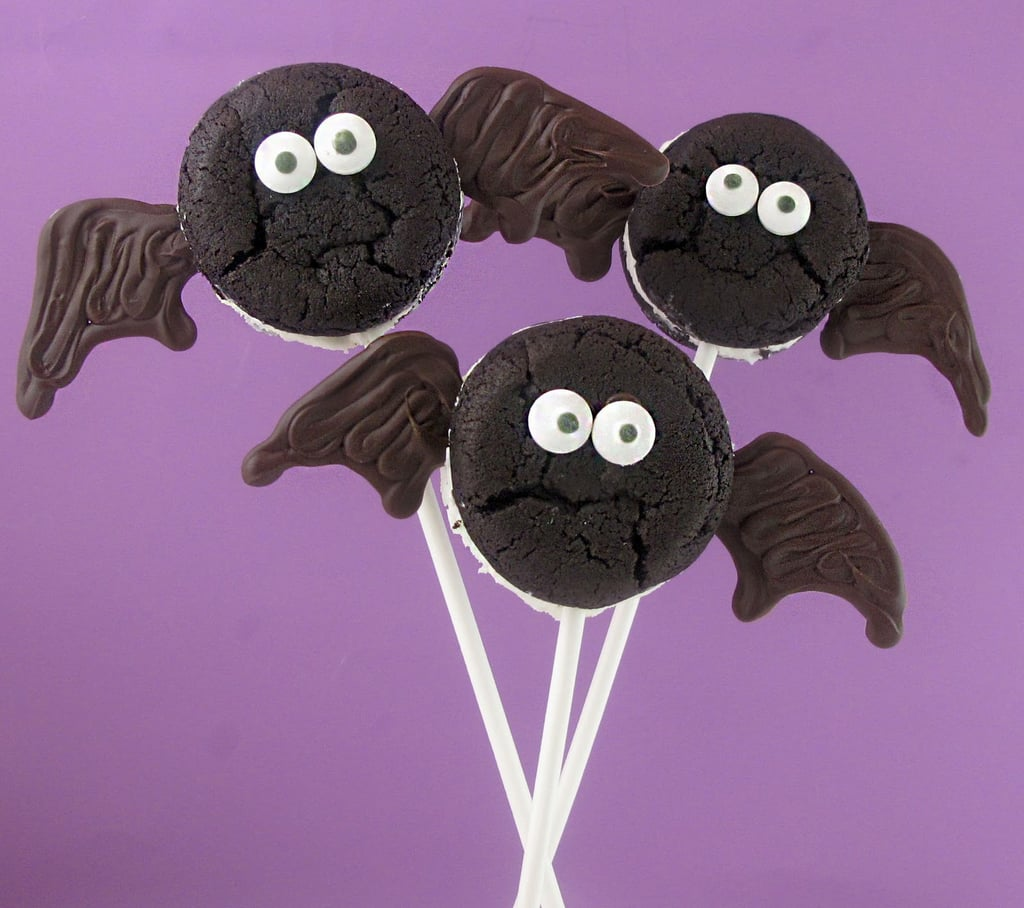 Bat and Spider Pops