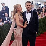 Blake Lively and Ryan Reynolds — 2014