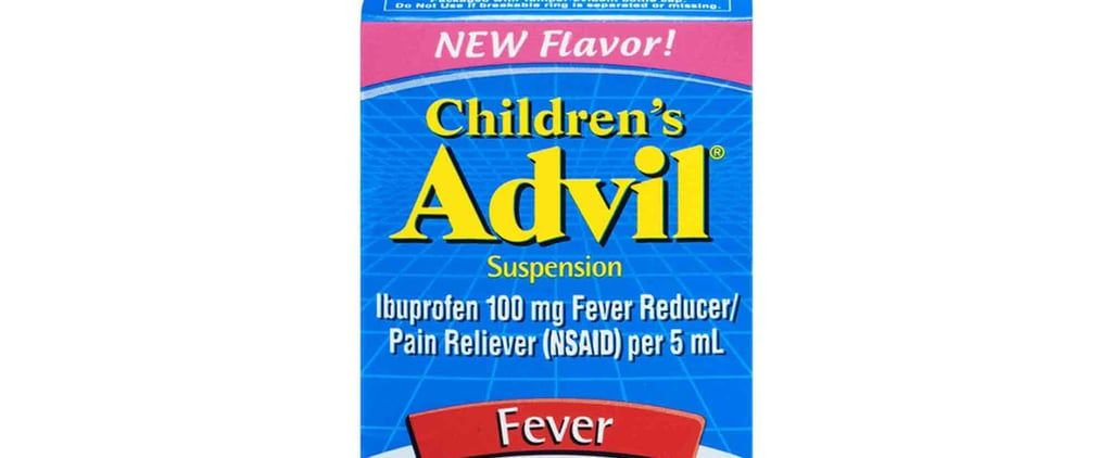 Children's Advil Recall