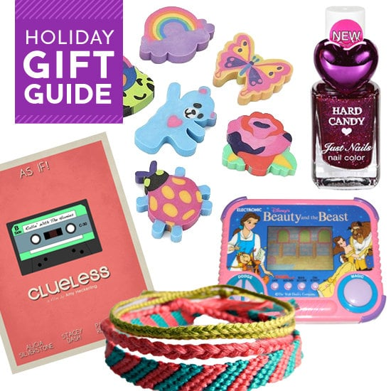 Whether you have a girlfriend, sister, or significant other who's missing her '90s girlhood this holiday season, check out TrèsSugar's nostalgic stocking stuffer guide. She's sure to be visited by the ghost of Christmas past!