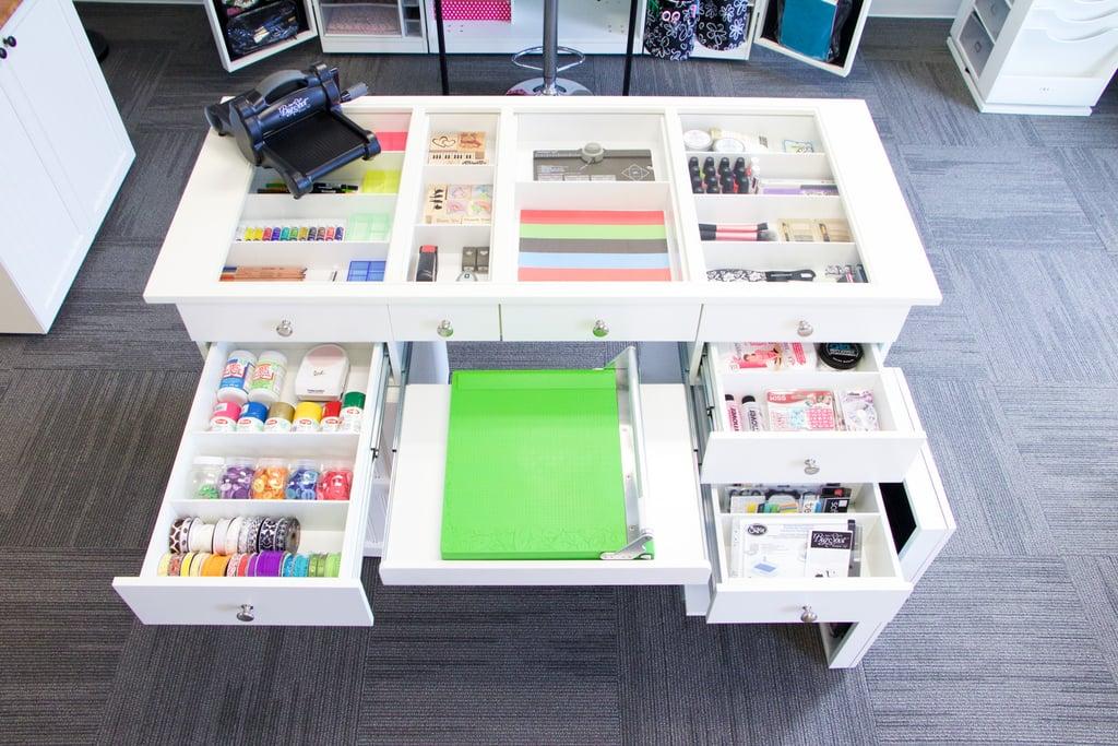 Scrapbox The EZ View Desk 2.0