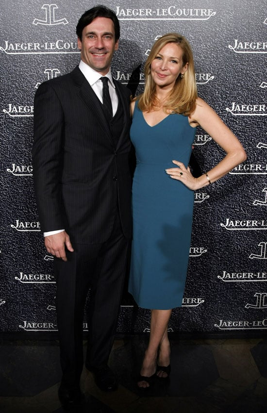 Jon Hamm at Jaeger-LeCoultre Event