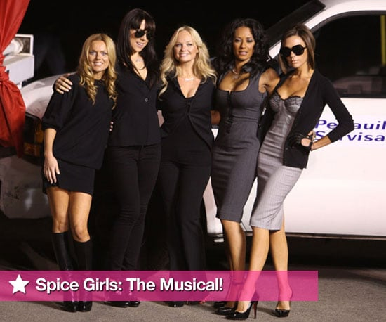 Gossip About Spice Girls Musical, Who Could Play the Spice Girls in Reunion Stage Musical